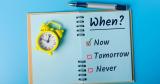 Cách vượt qua sự trì hoãn trong công việc